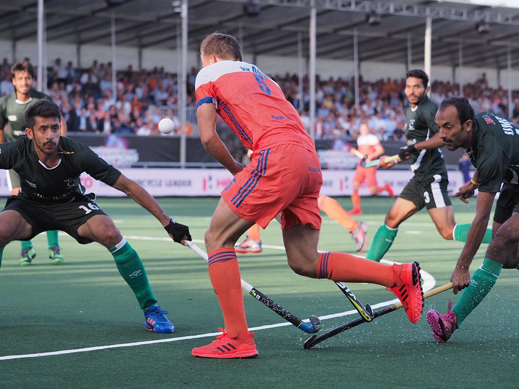 Thijs van Dam: 'We willen blijven gaan'