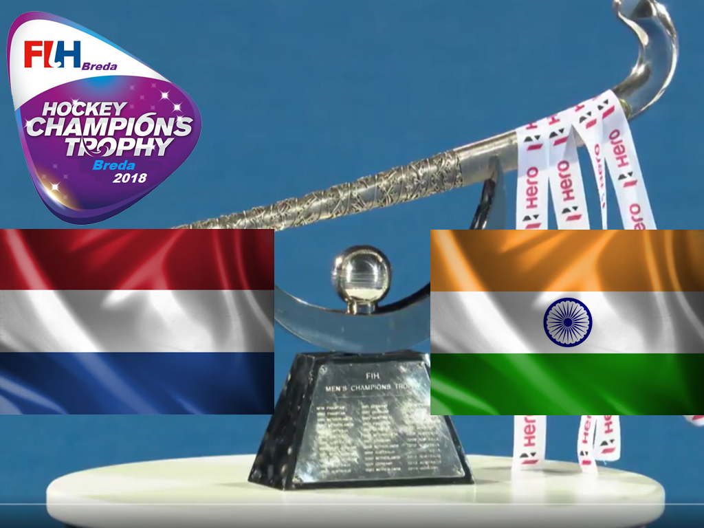 Champions Trophy (H): India naar finale ten koste van Nederland