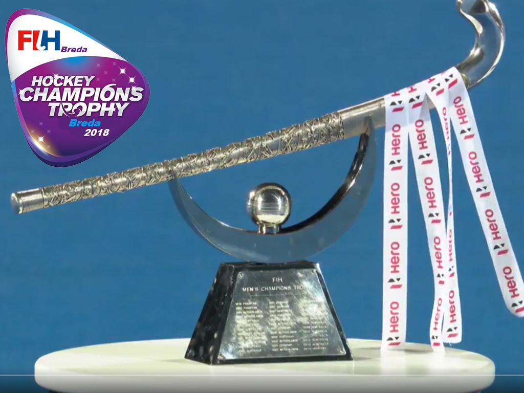 Champions Trophy (H): Speelschema