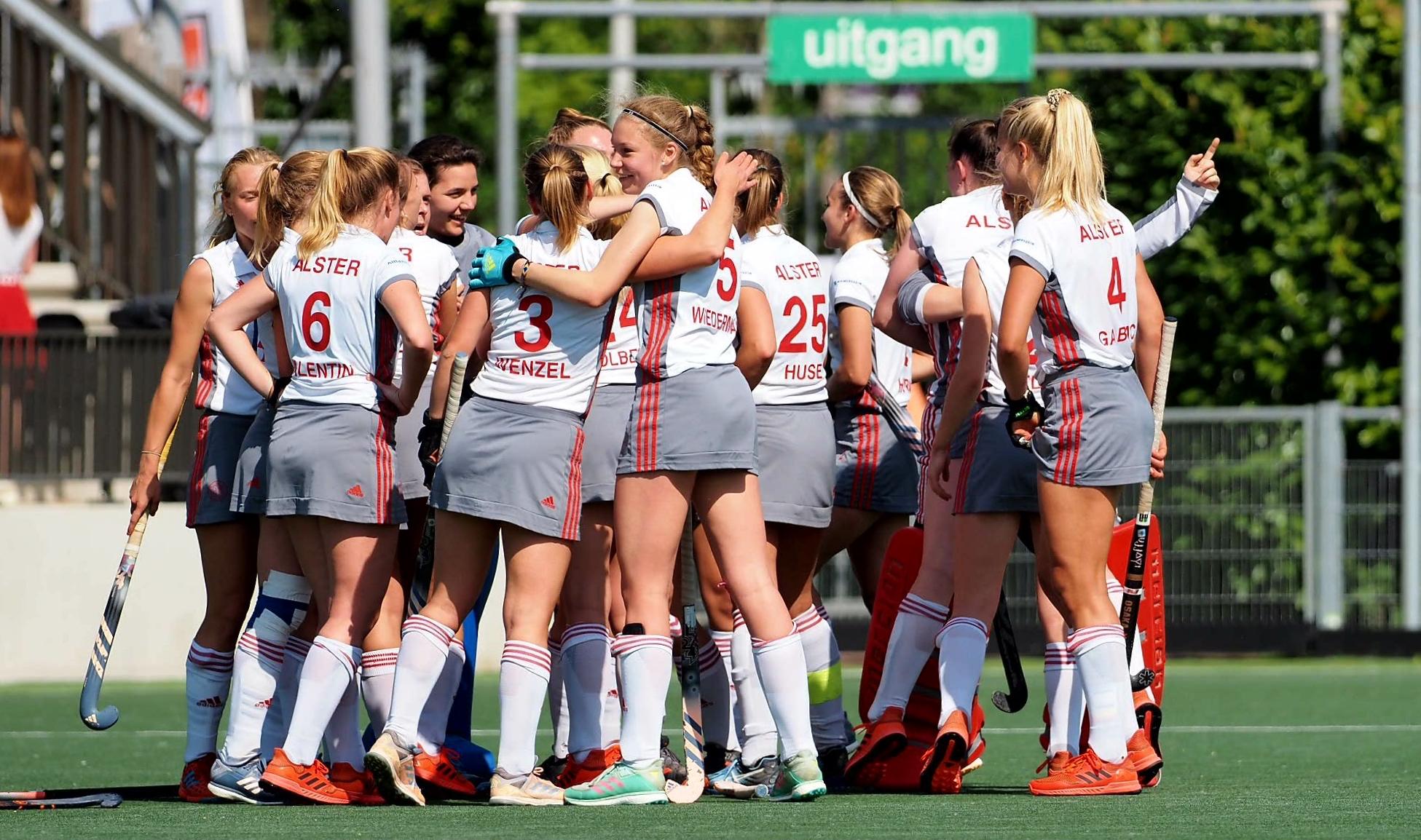 Der Club an der Alster pakt de derde plaats op het EHCC door te winnen van Den Bosch