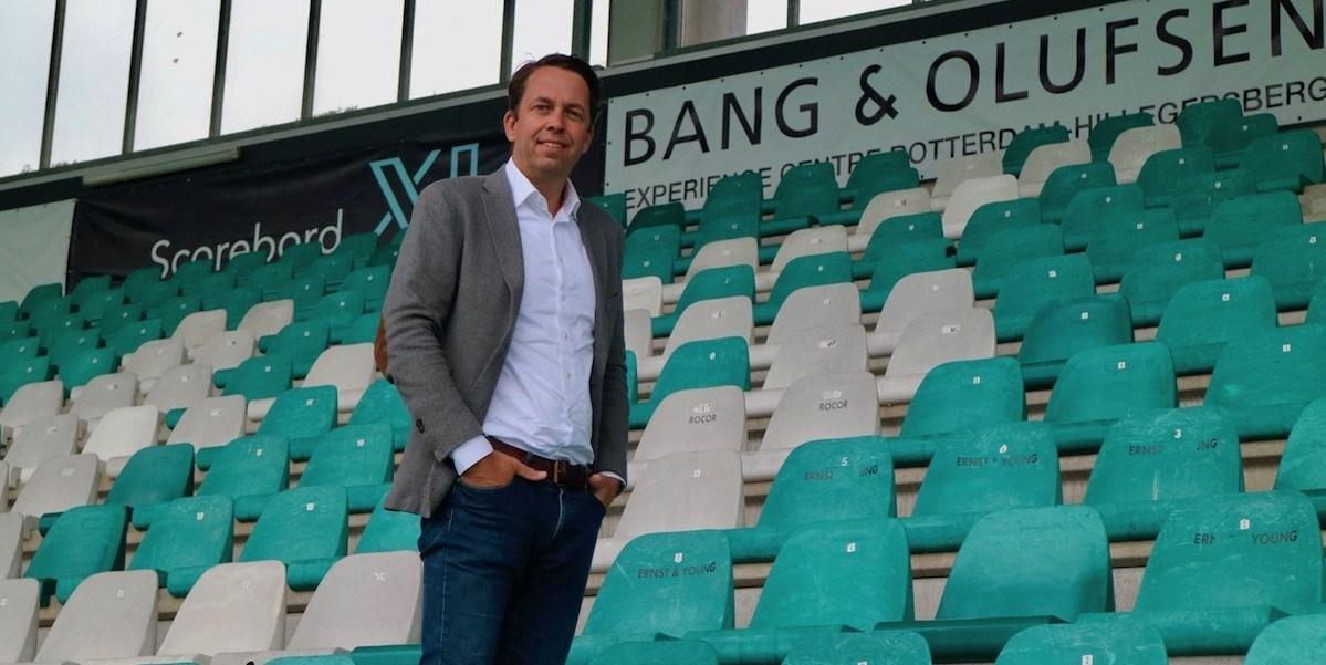 Hockey is Simpel: voorzitter Diederik Chevalier over de transparantie van HC Rotterdam