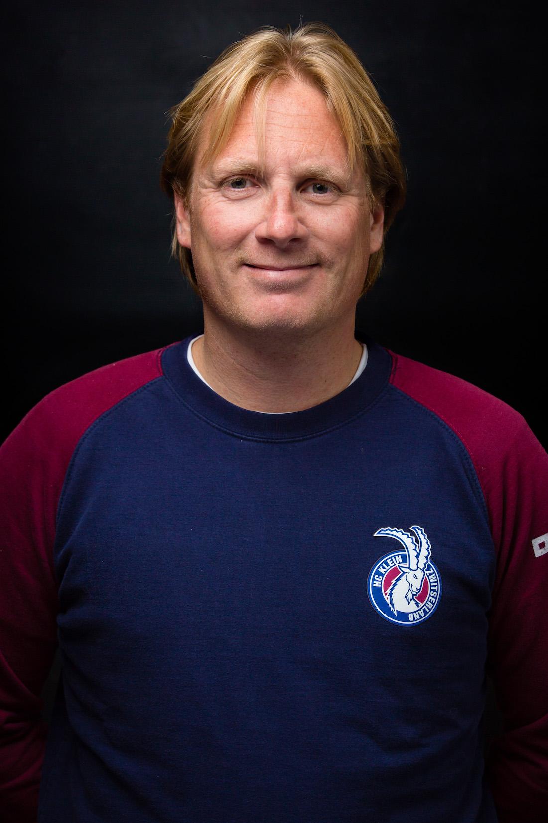 Don Tissen vertrekt als assistent-coach bij Klein Zwitserland