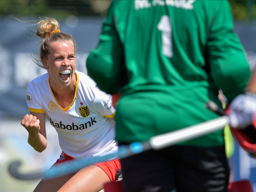 Recordkampioen en ex-Oranje international Lieke Hulsen van HC Den Bosch naar Royal Victory HC