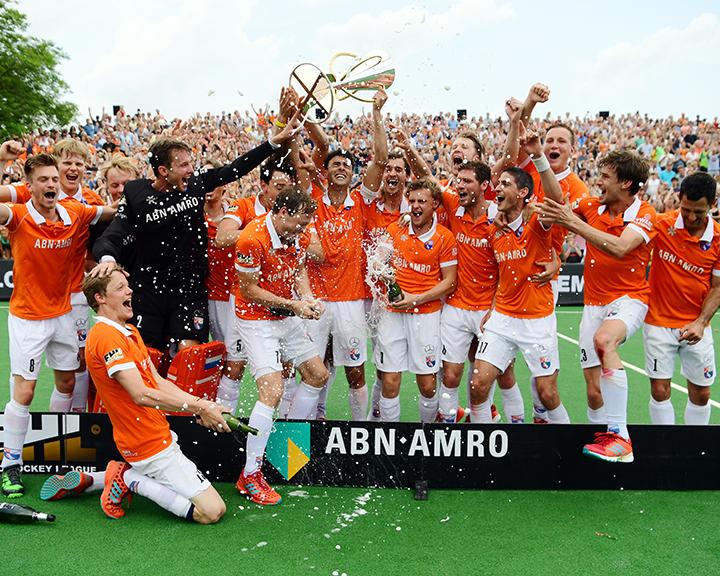 EHL samenvatting: Finale Oranje-Rood-Rot-Weiss Köln 2-3