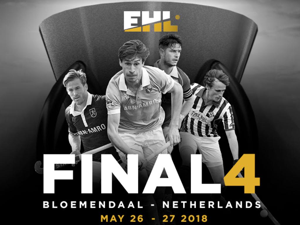 EHL: Duels FINAL4 live op NOS