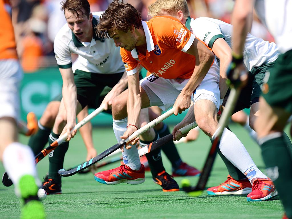 EHL samenvatting: Bloemendaal-Rotterdam 6-0