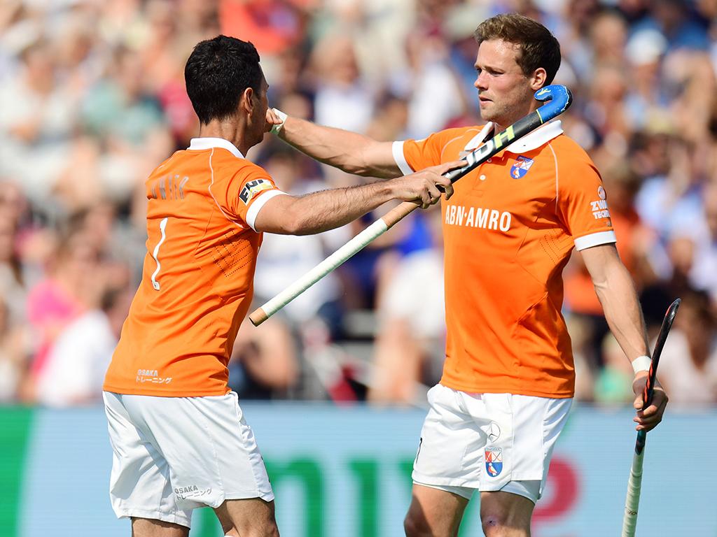 Round-up EHL: Bloemendaal in halve finales te sterk voor Rotterdam
