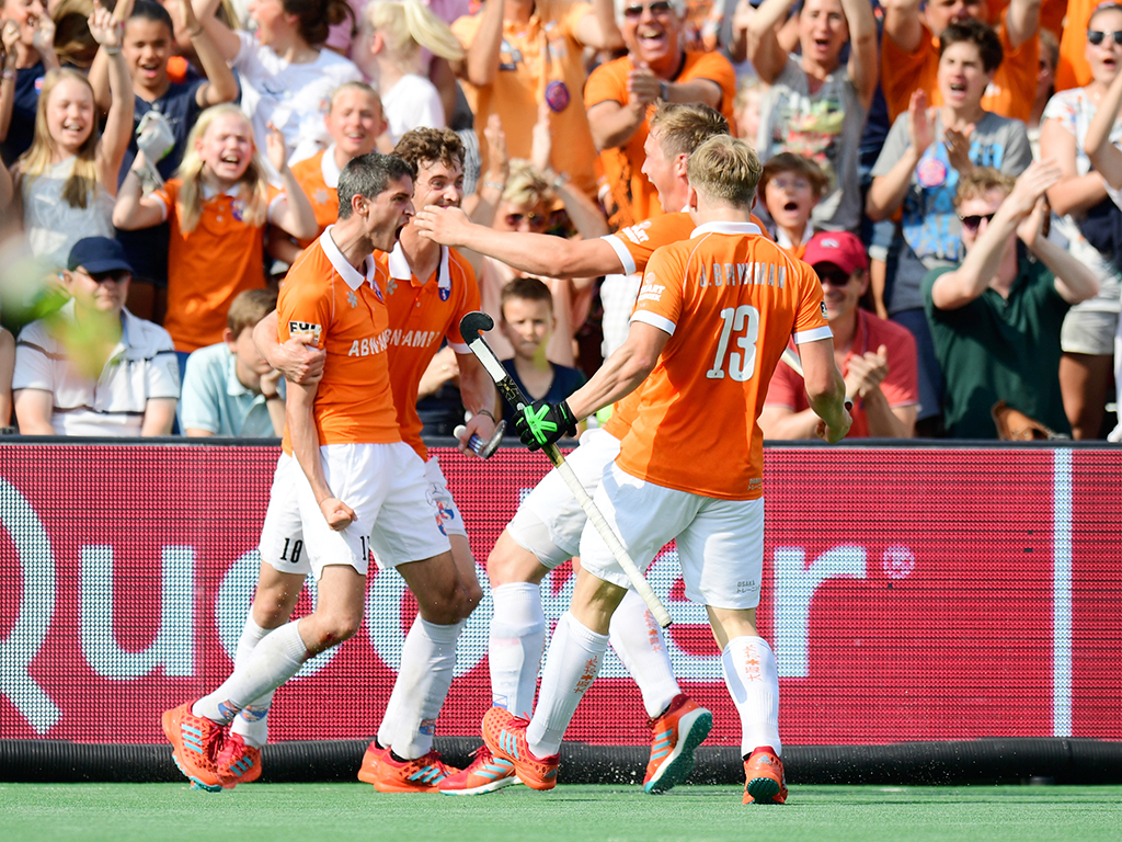 Round-up EHL: Bloemendaal in finale langs Kampong