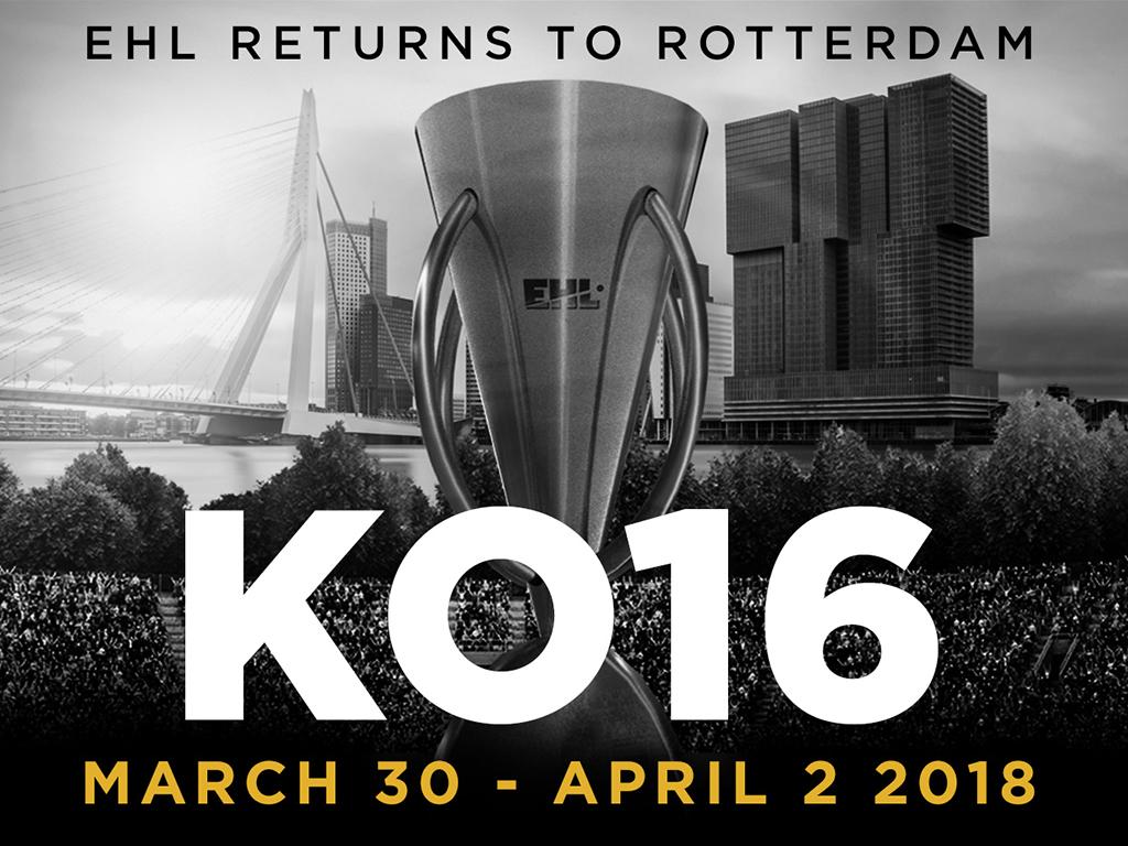 EHL: Kampong als eerste Nederlandse ploeg in actie