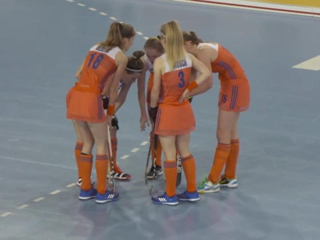 Round-up EK Zaal (D): Oranje treft Duitsland in finale