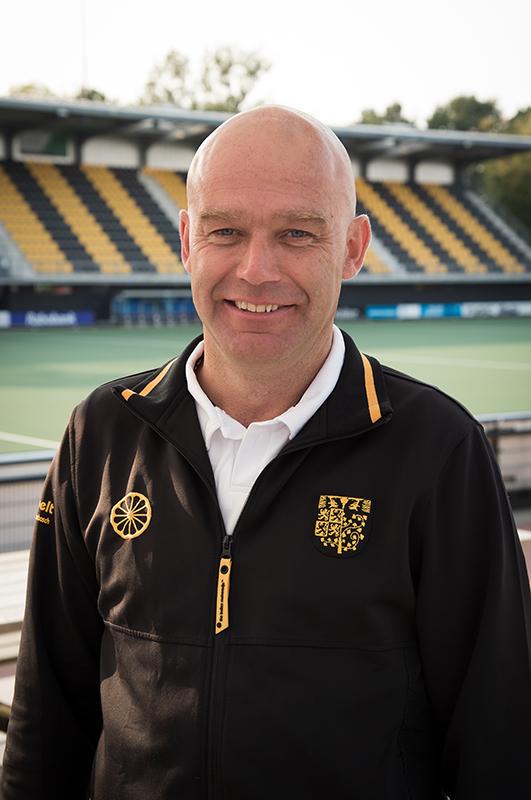Eric Verboom verlengt contract bij Hockeyclub 's-Hertogenbosch