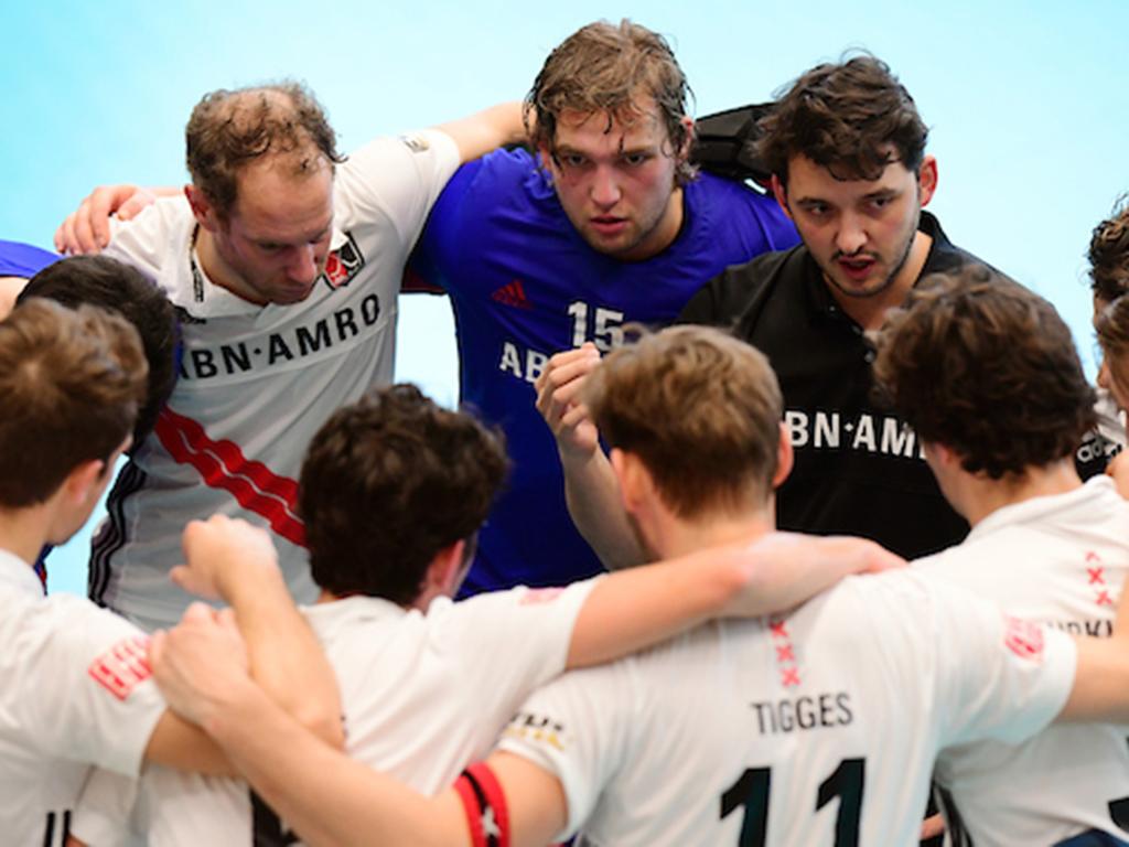 Round-up Europacup Zaal (H): Amsterdam niet in finale