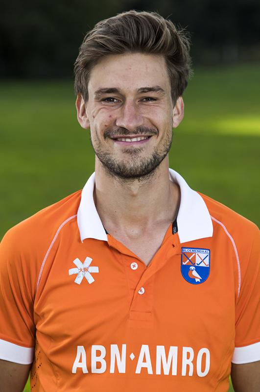 Florian Fuchs weer even thuis voor Pro League-duel met Oranje
