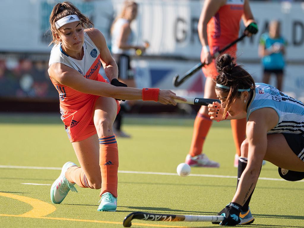 Preview pro league (v): Nederlandse dames spelen in het hol van de leeuw tegen Argentinië