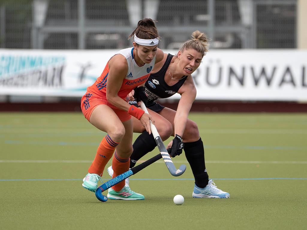 Four Nations Cup (D): Oranje begint met zege op Nieuw-Zeeland