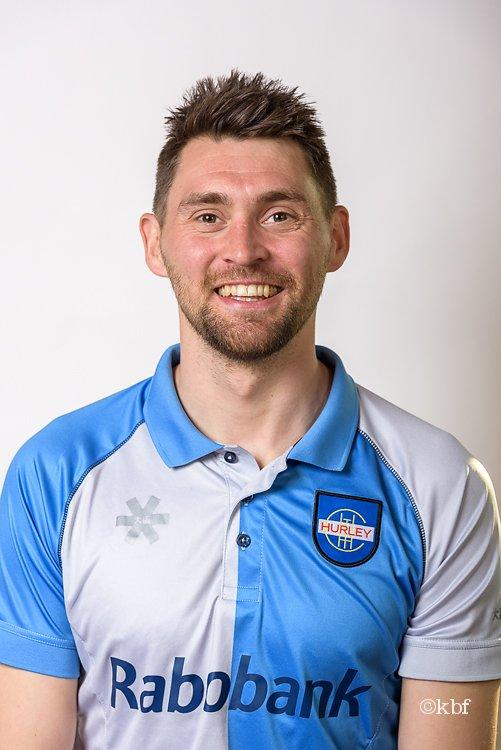 Hurley-aanvaller Kenny Bain wil de huidige Hoofdklasse competitie opnieuw spelen