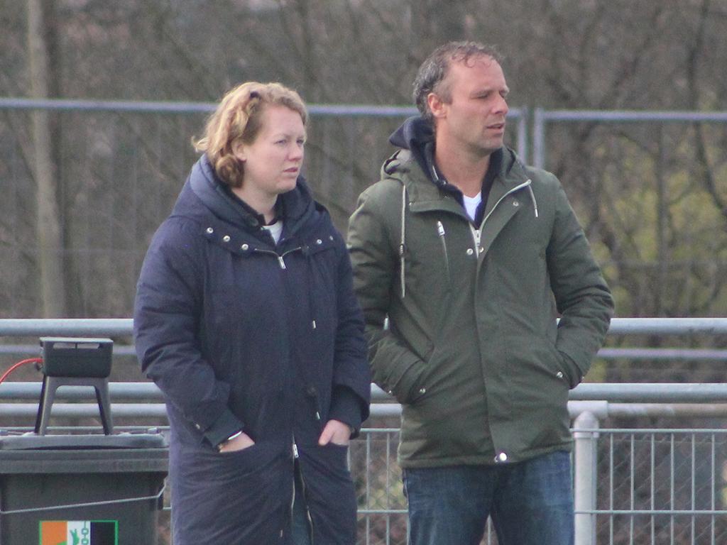 OVK (D): Vincent van Hall vertrekt als coach van HIC