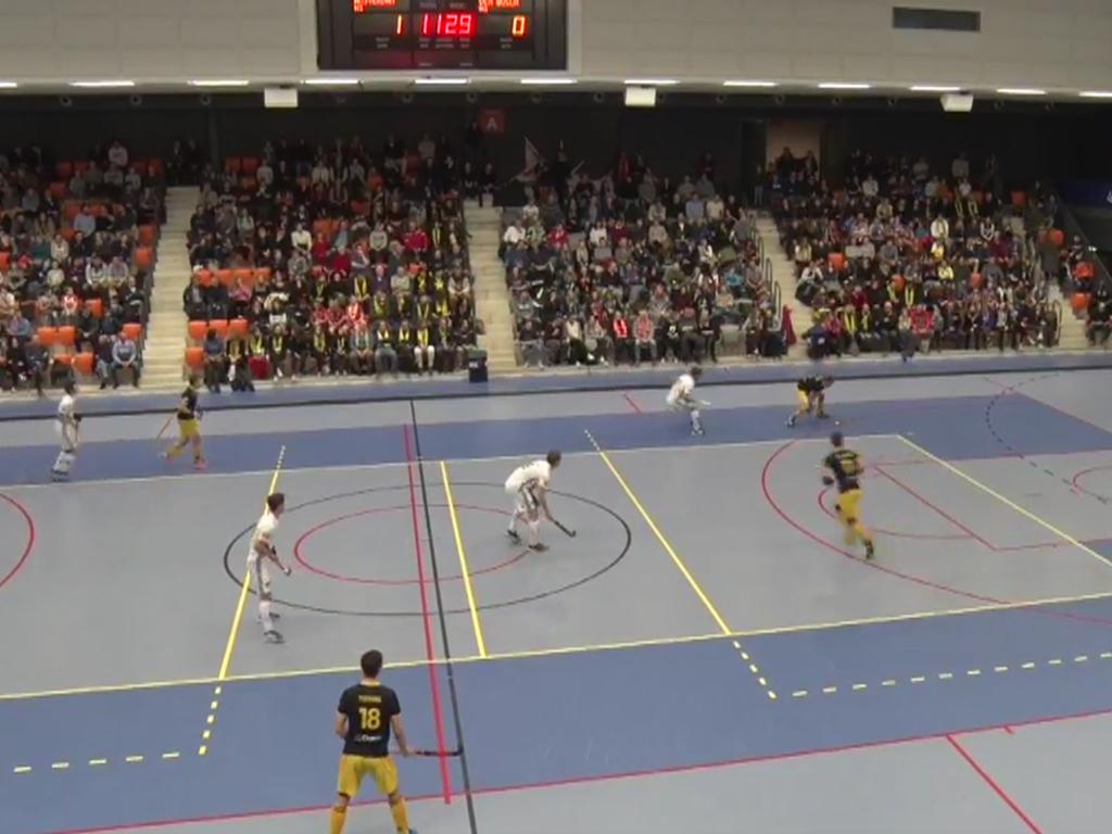 HK Zaal (H): Amsterdam en Cartouche naar finale