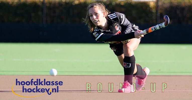 Round-up Livera HK (D): Amsterdam rolt HGC op, Den Bosch langs Kampong