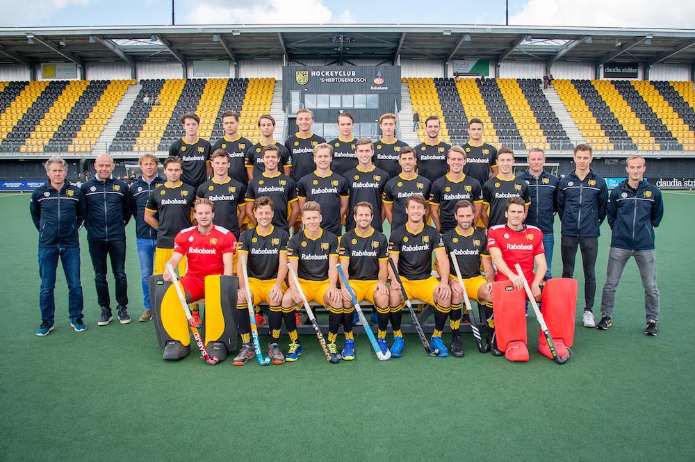 Teampresentatie Den Bosch Heren 2019 - 2020