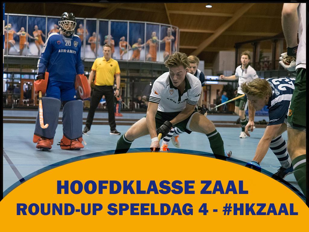 Round-up HK Zaal (H): hdm en Den Bosch naar halve finales