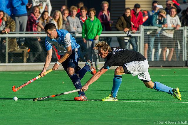 Hurley HGC heren (c)  Peter Schaik Van der Linden Bain