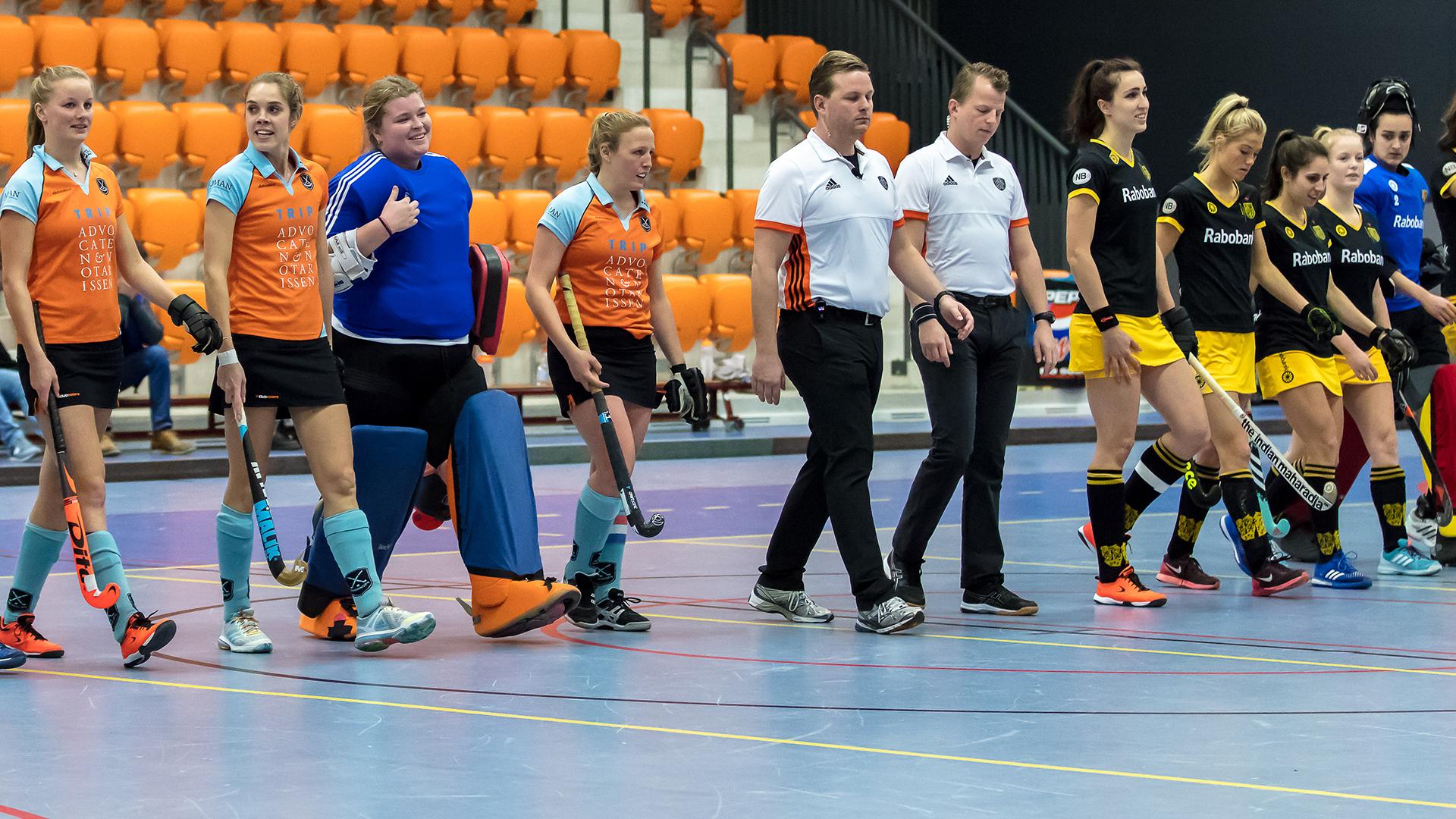 HK Zaal foto's (D): Groningen-Den Bosch 2-4 en Hurley-Groningen 3-1