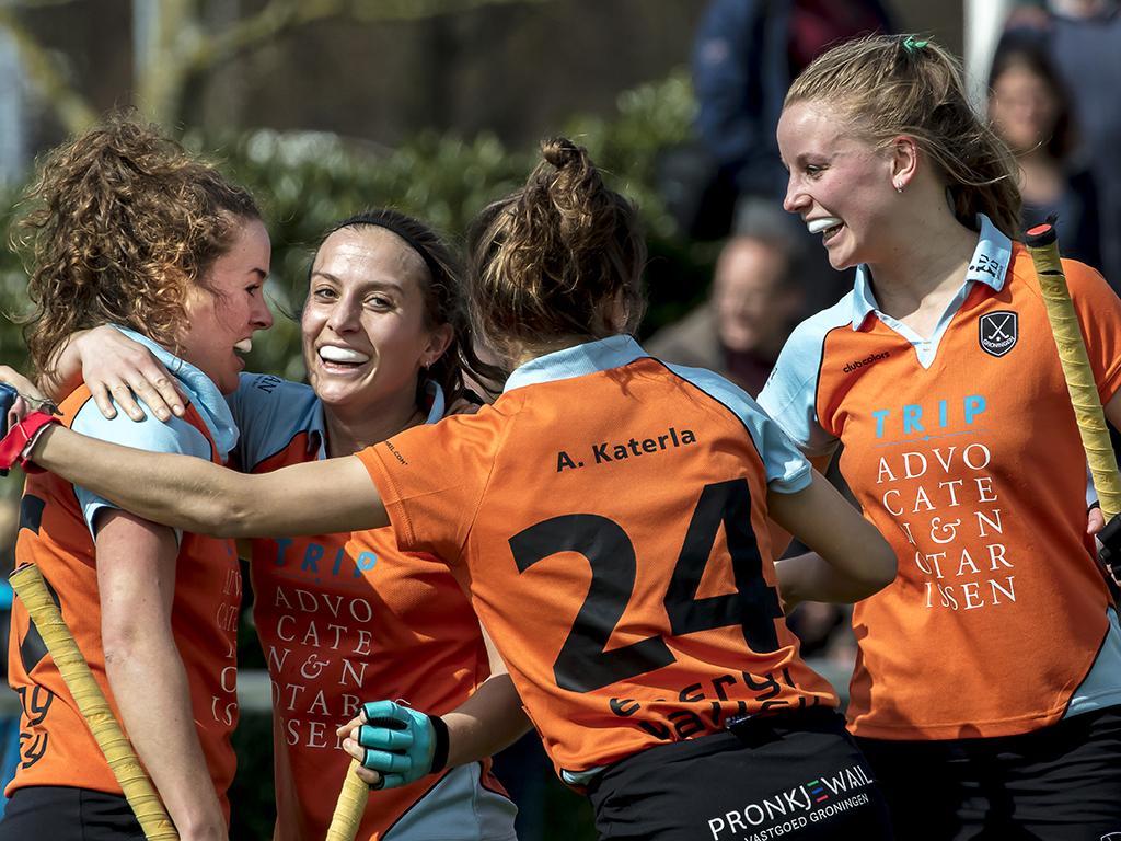 HK foto's (D): Nijmegen-Groningen 2-3