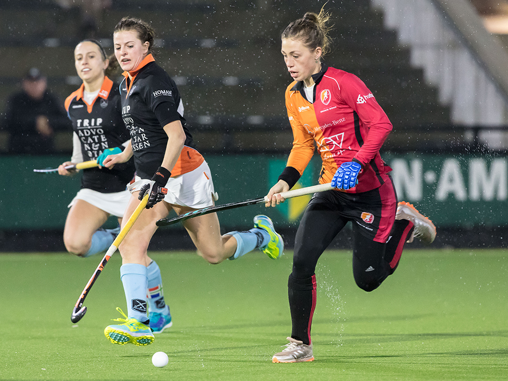 HK foto's (D): Oranje-Rood-Groningen 5-1
