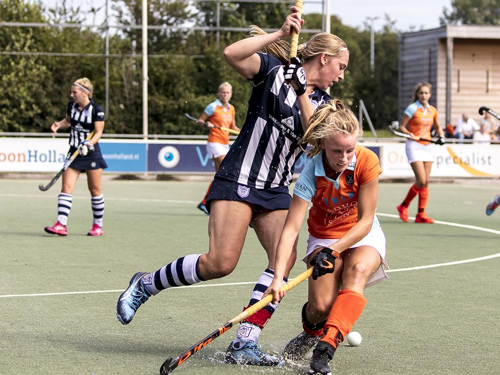 HK foto's (D): hdm-Groningen 3-0