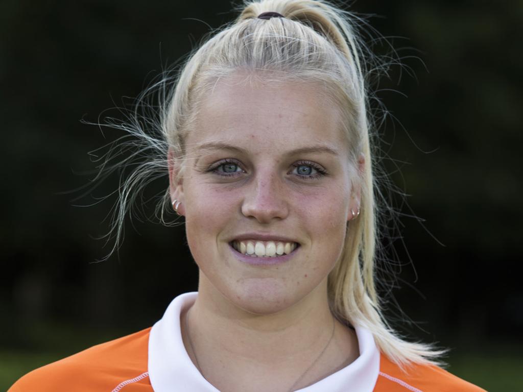 Kim van Leeuwen: 'We horen dit gewoon binnen te halen'