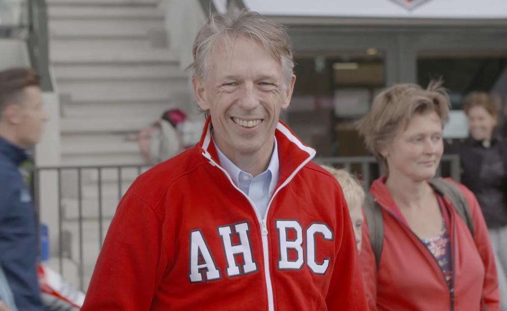 Hockey is Simpel: Voorzitter Marc Staal van Amsterdam over de honger naar prijzen