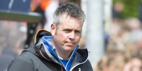 Marc Materek nieuwe coach Laren dames 1