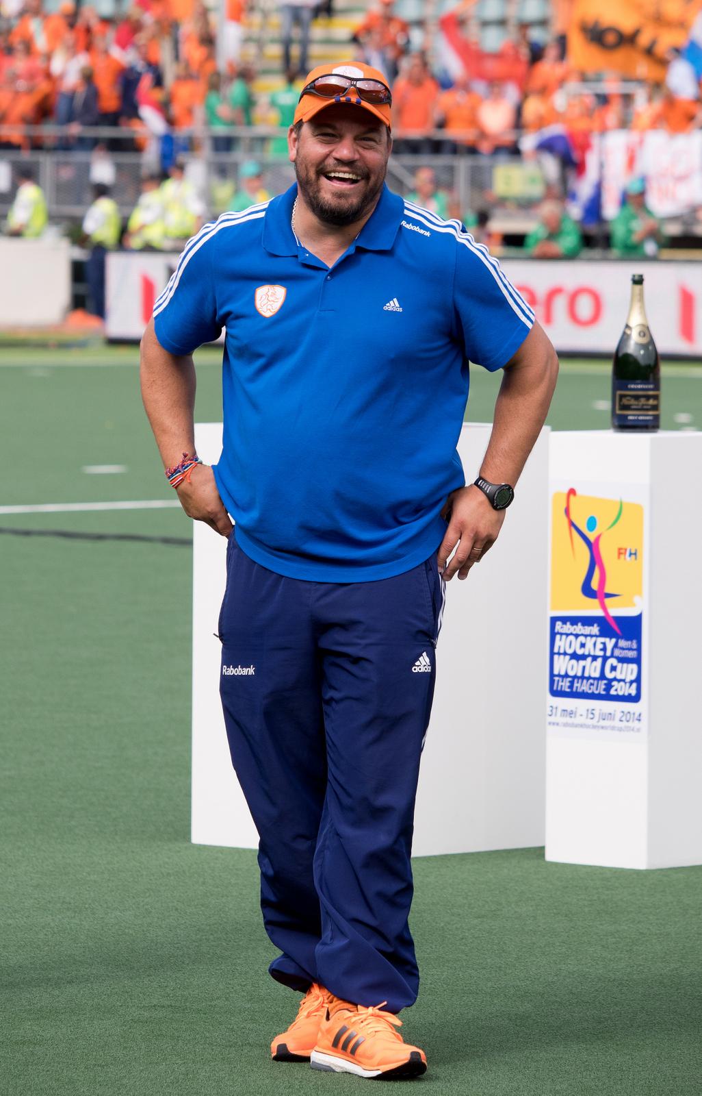 Is Max Caldas de juiste persoon om Nederland komend jaar te laten pieken op de Olympische Spelen?