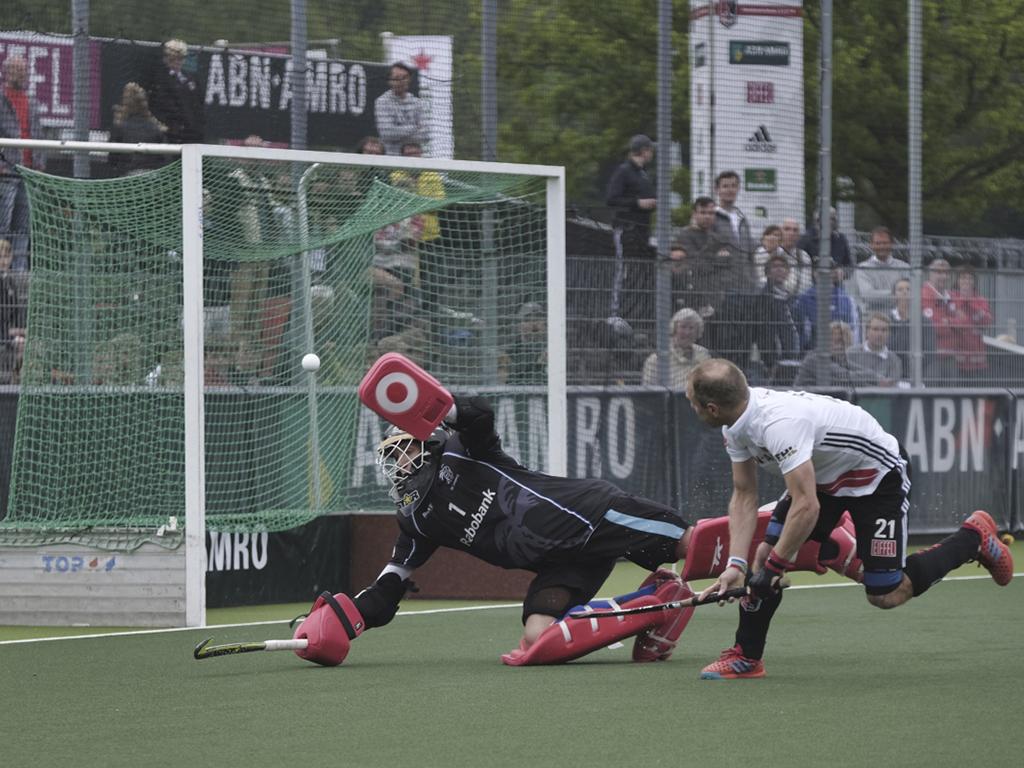 Play-offs HK samenvatting (H): Amsterdam-Kampong 1-1
