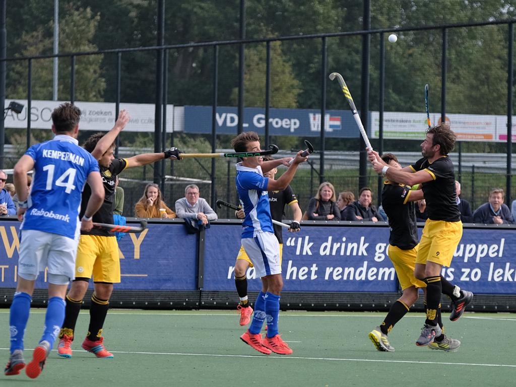 HK foto's (H): Den Bosch-Kampong 1-1