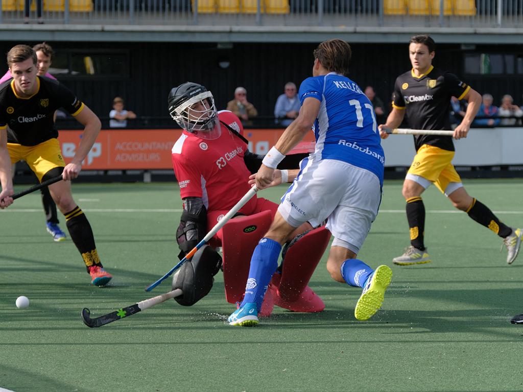 Preview HK (H): Spanning in Hoofdklasse Heren met onder andere de Utrechtse derby Kampong - SCHC
