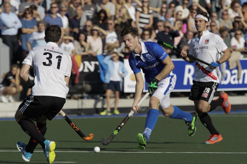 Play-offs HK (H): Amsterdam en Kampong strijden om landstitel