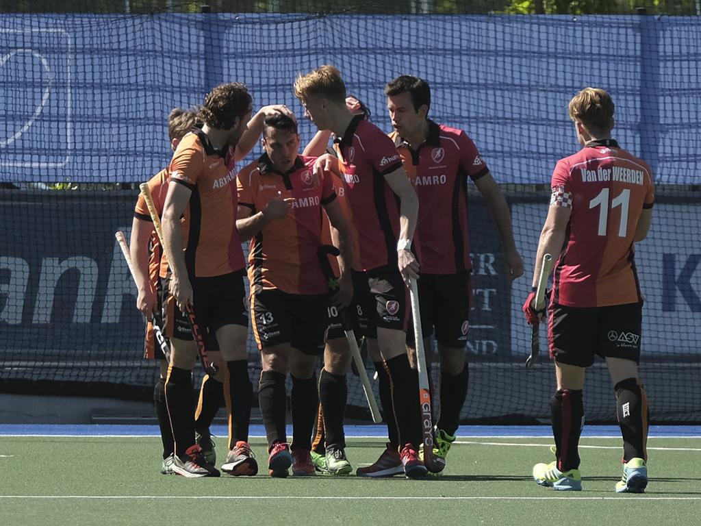 Play-offs HK (H): Oranje-Rood pakt EHL-ticket ten koste van Bloemendaal