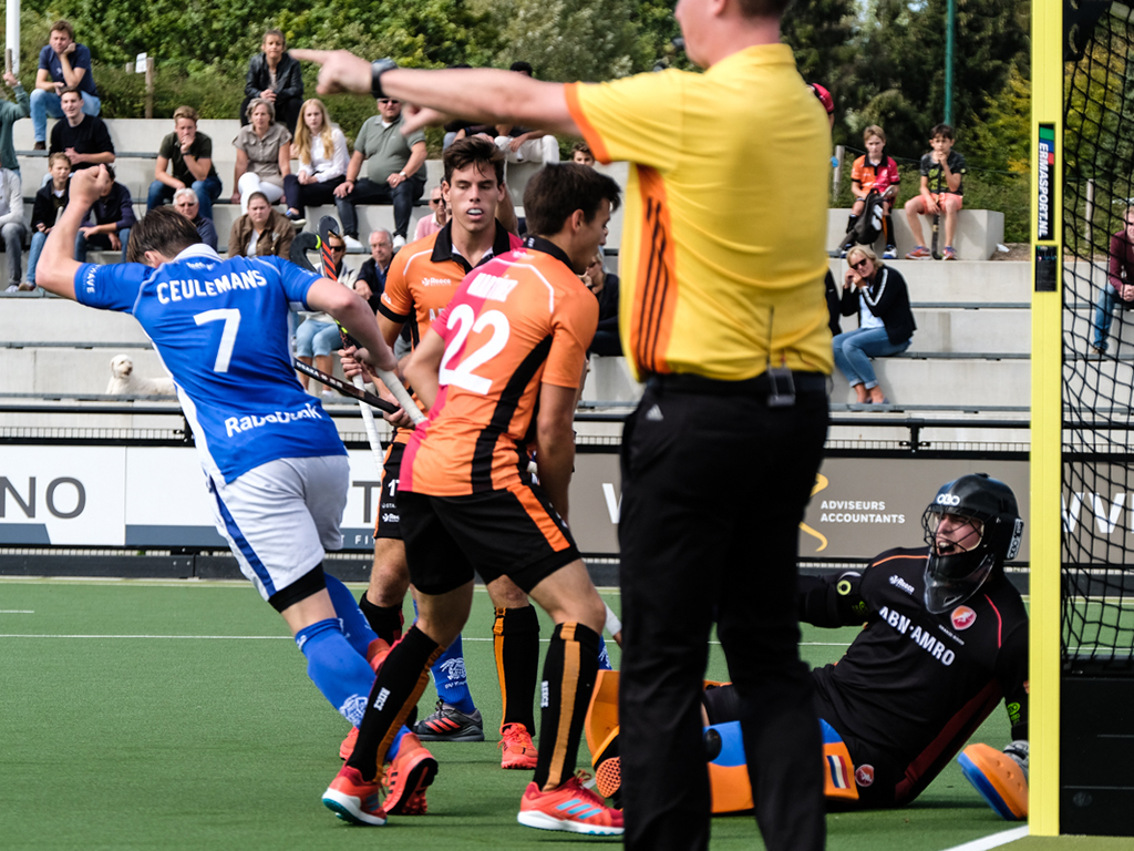 HK samenvatting (H): Oranje-Rood-Kampong 1-3