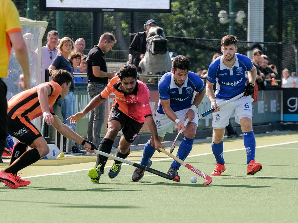 Preview Hoofdklasse (H): Kampong ontvangt Oranje-Rood, Klein Zwitserland en Tilburg strijden tegen degradatie