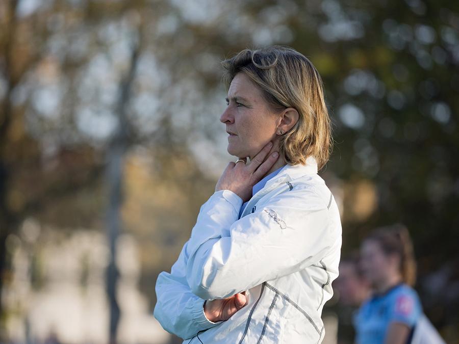 OVK (D): Ageeth Boomgaardt nieuwe coach MOP