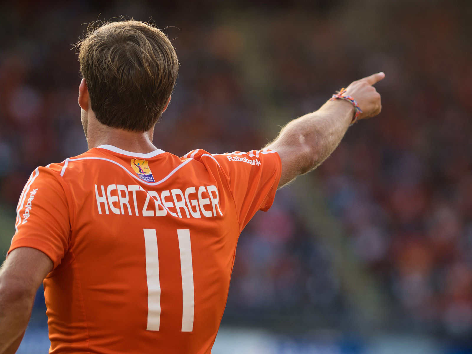 Jeroen Hertzberger terug in trainingsgroep Oranjeheren