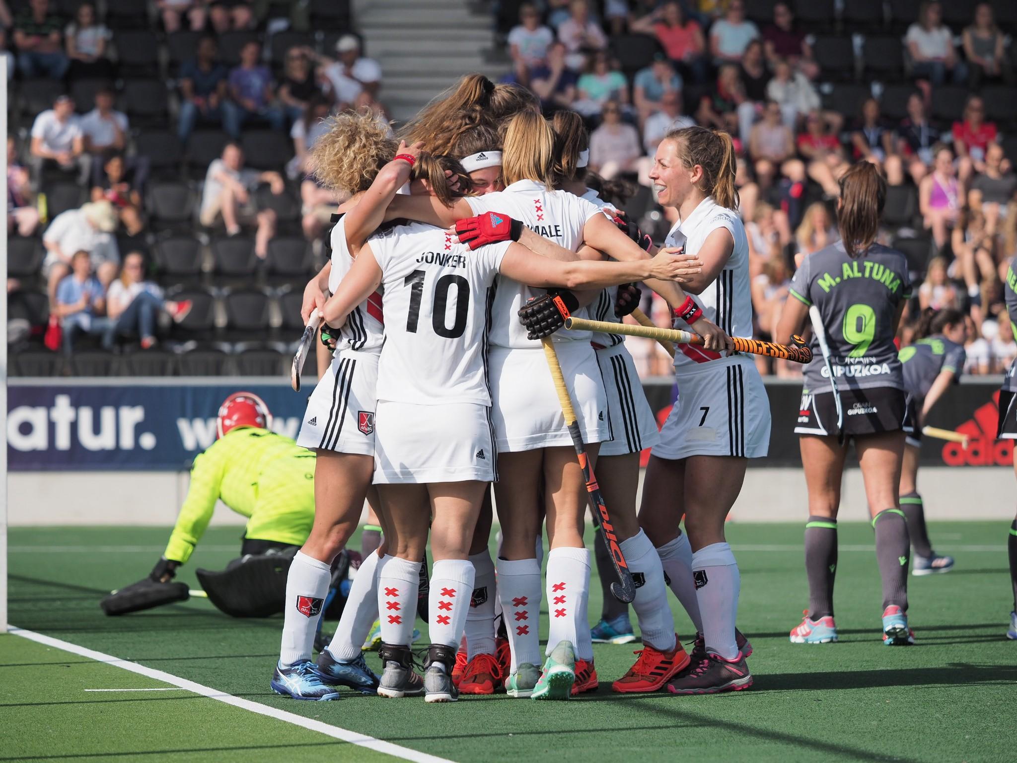 Amsterdam wordt Europees Kampioen door in eigen huis te winnen van Real Sociedad