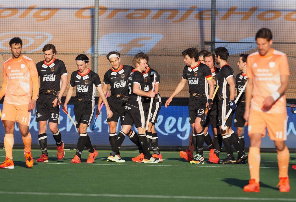 Duitsland komt op een 1-3 voorsprong door Miltkau