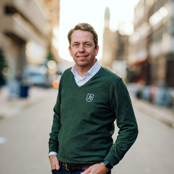 Rotterdam-voorzitter Diederik Chevalier is teleurgesteld in de keuzes van de KNHB