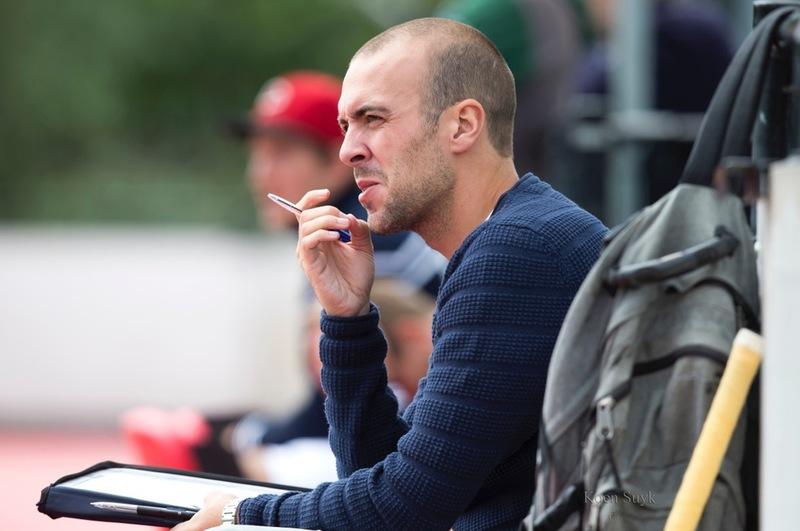OVK (D): Push en coach Stan Huijsmans uit elkaar