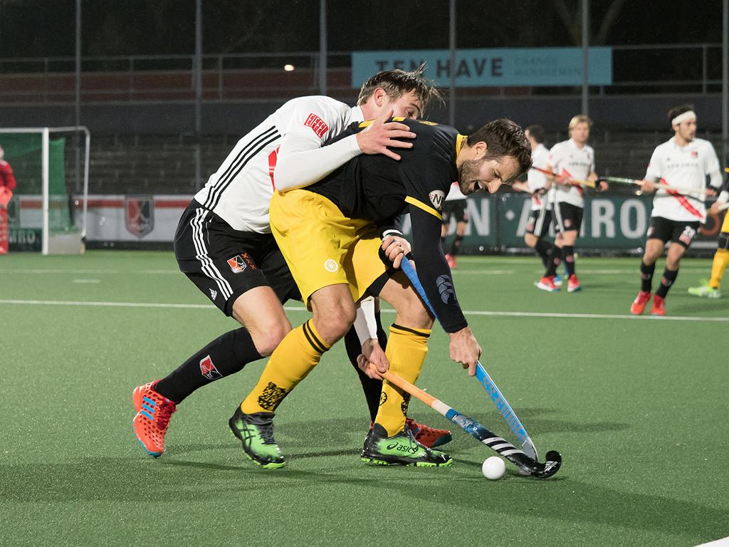 Gold Cup (H): Den Bosch en Pinoké naar finale