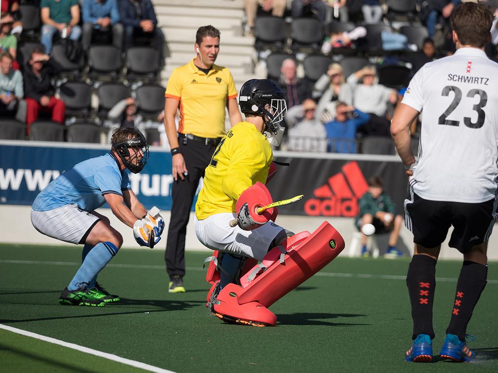 Sam van der Ven verlengt contract met HGC