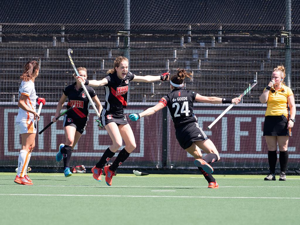 Felice Albers: 'Ik dacht: die bal moet op goal'